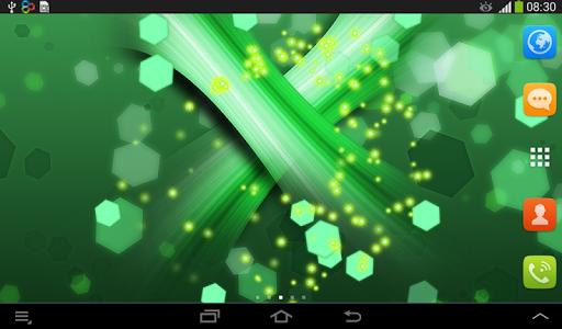 免費個人化App|绿色动态壁纸|阿達玩APP