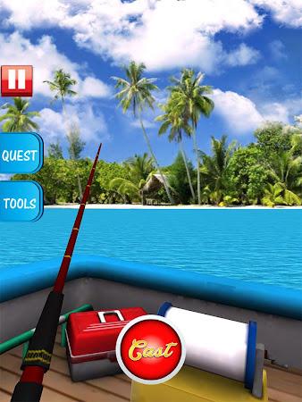 Real Fishing Pro 3D 1.3.2 screenshot 638743