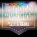 Zooper White Neon