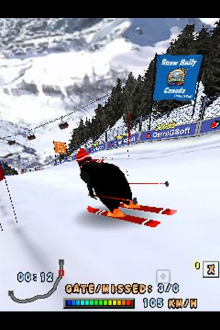 3D Winter Game Fantasy - screenshot