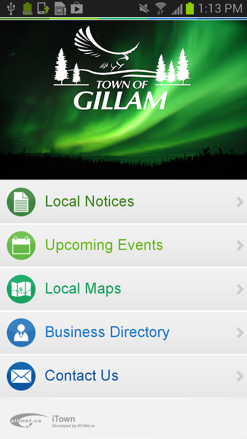 Gillam- screenshot