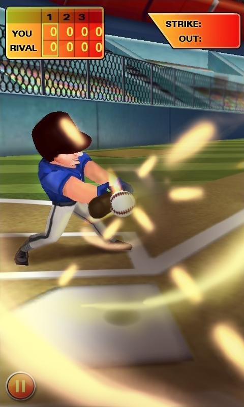 Baseball Hero - screenshot