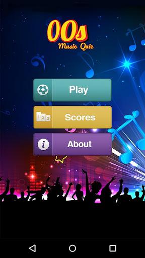 00's Music Trivia Quiz