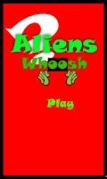 Screenshot of Aliens Whoosh