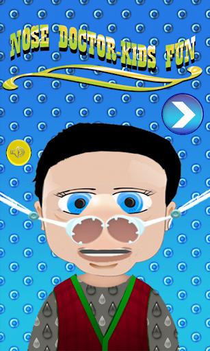 Nose Doctor - Kids Fun