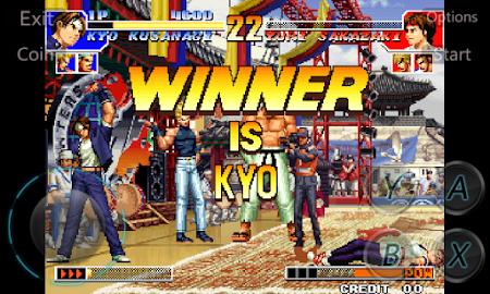 Arcade3-K.O.F 97 1.0.3 screenshot 205904