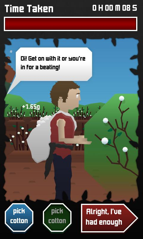 My Cotton Picking Life - screenshot