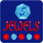5 Jewels icon