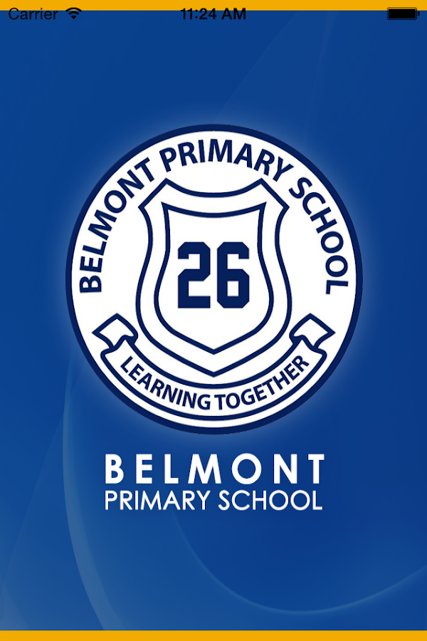 Belmont Primary School- screenshot