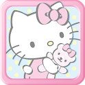 Hello Kitty小熊宝贝for [+]HOME icon