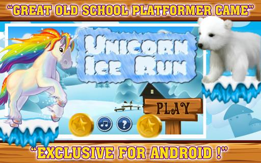 Unicorn Ice Run