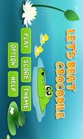 Screenshot of Beat crocodile