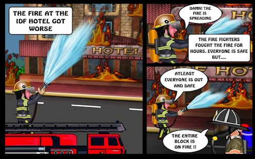 FireFighters Fighting Fire 2 - screenshot thumbnail