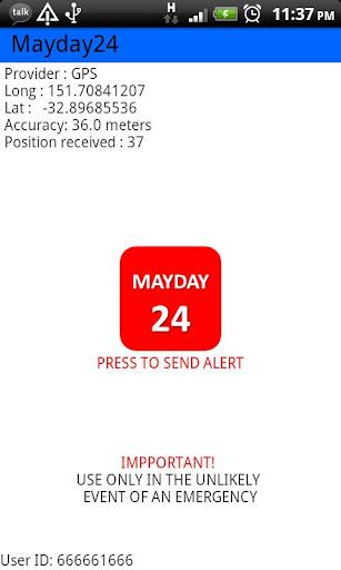 MAYDAY 24