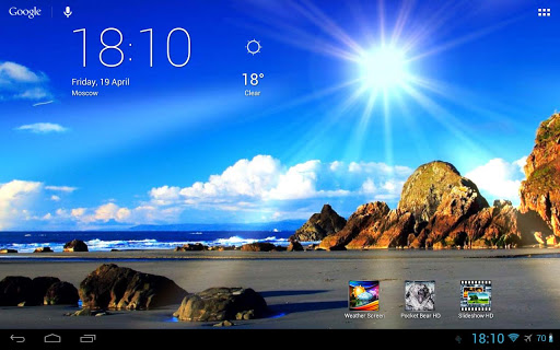 Weather Screen v2.1.0 APK