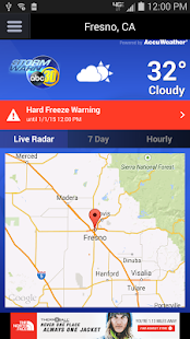 ABC30 StormWarn- screenshot thumbnail