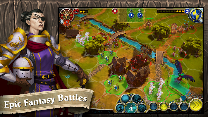 BattleLore: Command - screenshot