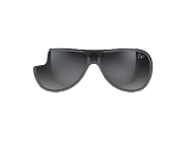 DVF | Made for Glass Shades - Aviator Graphite Flash
