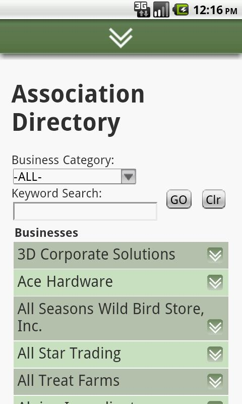 WildBird Feeding Industry WBFI- screenshot