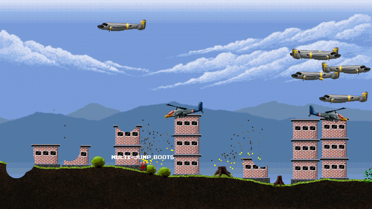 Air Attack- screenshot
