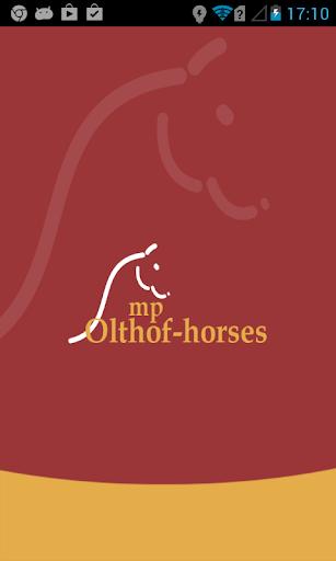 Olthof-horses