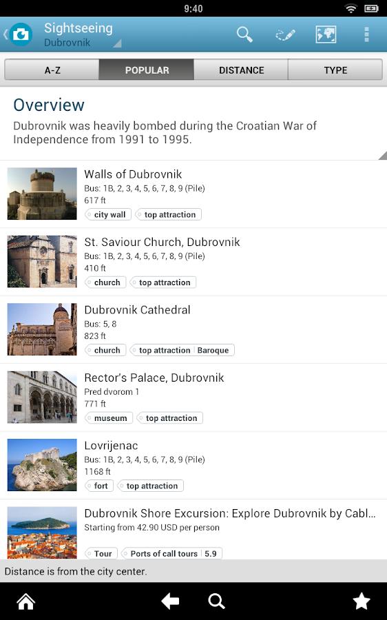 Best Offline Travel Guide Apps