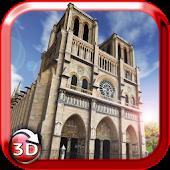 Notre Dame de Paris 3D visit