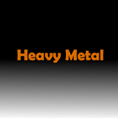 Heavy Metal Music App