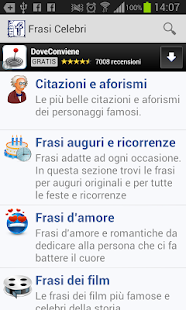 Frasi Celebri- screenshot thumbnail