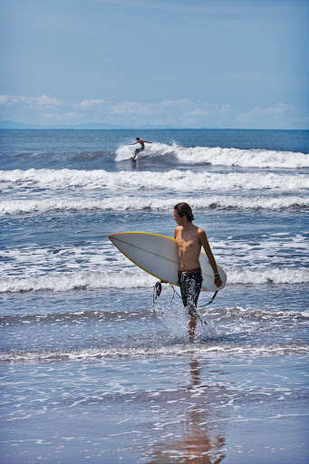 Riviera-Nayarit-San-Blas-surfing - You'll find some of the best surfing in Mexico in San Blas, north of Puerto Vallarta.