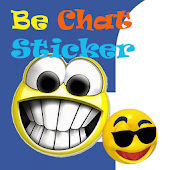 Be Chat Sticker-Facebook