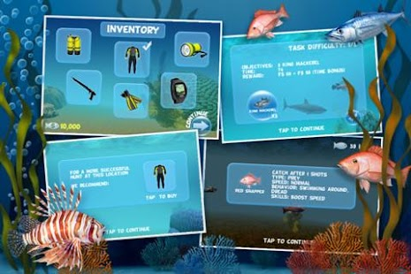 Spearfishing 2
