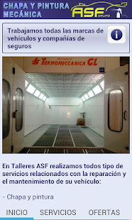 Talleres ASF- screenshot thumbnail