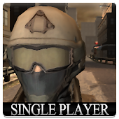 Masked Shooters Single-player