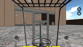 Screenshot of Forklift Simulator 3D