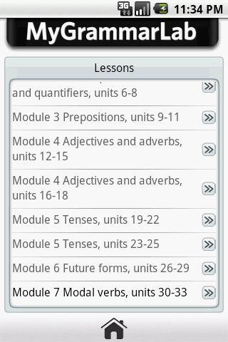 My Grammar Lab C1/C2- screenshot