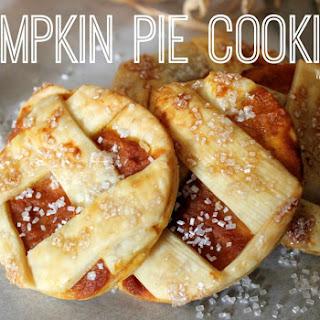 ~Pumpkin Pie Cookies!