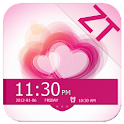 Lovelight Theme GO Locker logo