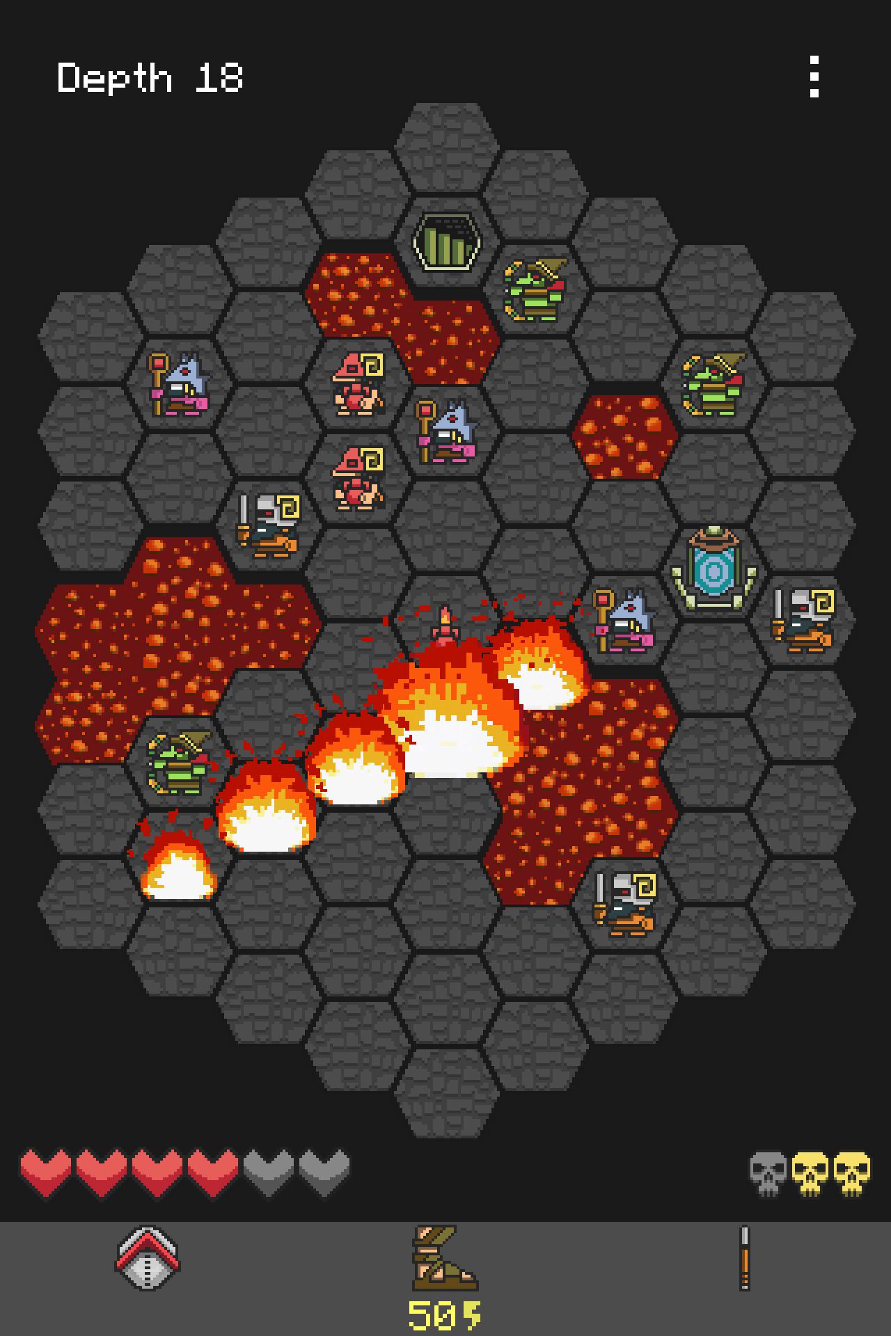 Hoplite screenshot #3