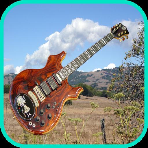 吉他壁紙 個人化 App LOGO-APP試玩