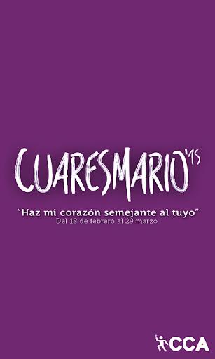 Cuaresmario CCA 2015