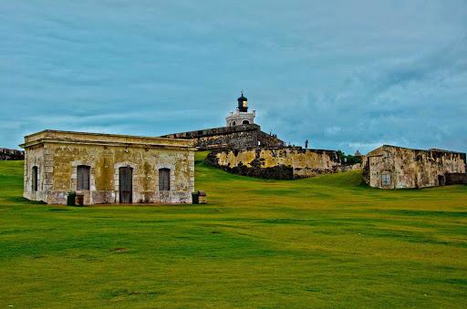 Fort-San-Felipe-del-Morro-Old-San-Juan - Fort San Felipe del Morro in Old San Juan, Puerto Rico, a UNESCO World Heritage Site.