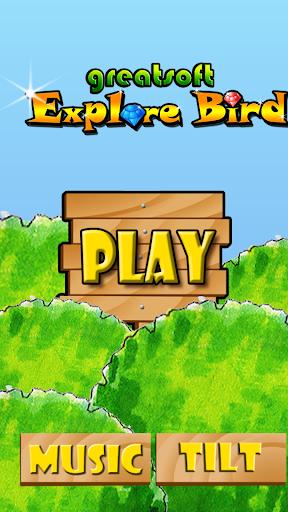 【免費休閒App】探險鳥-APP點子