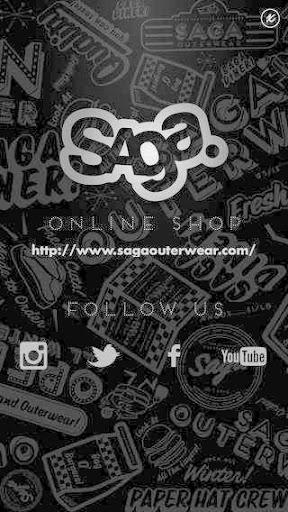 Saga Fast Food App