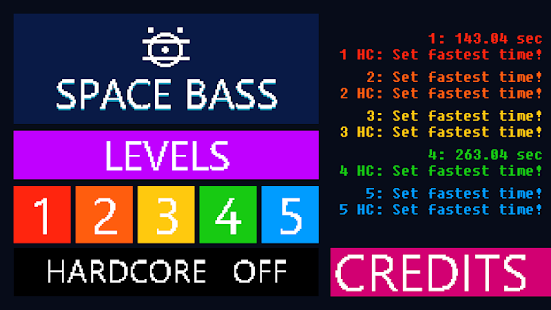 Space Bass- screenshot thumbnail