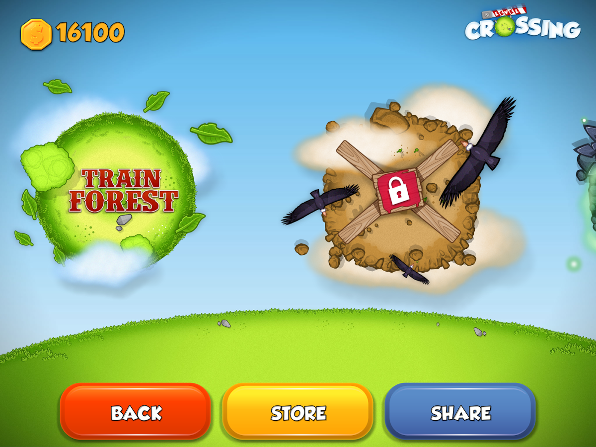 Trains Railroad Crossing- screenshot