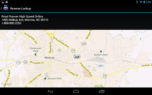 Enhanced SMS & Caller ID+- screenshot thumbnail