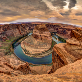 Horseshoe Bend by Victor Martin - Landscapes Mountains & Hills ( lake powell, page, arizona, grand cayon, horseshoe bend, river, Free, Freedom, Inspire, Inspiring, Inspirational, Emotion,  )