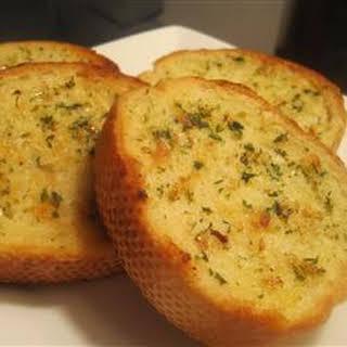Garlic Bread Spread.