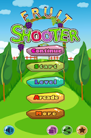 Screenshot of Fruit Bubble Shooter - Kids
